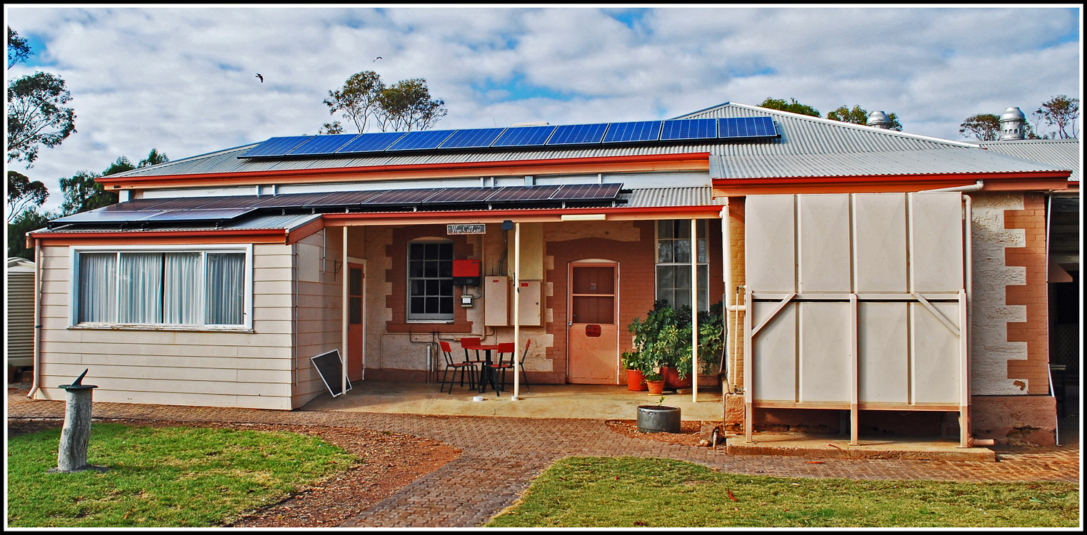 Principal's Cottage