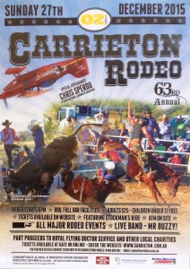 Carrieton Rodeo 2015