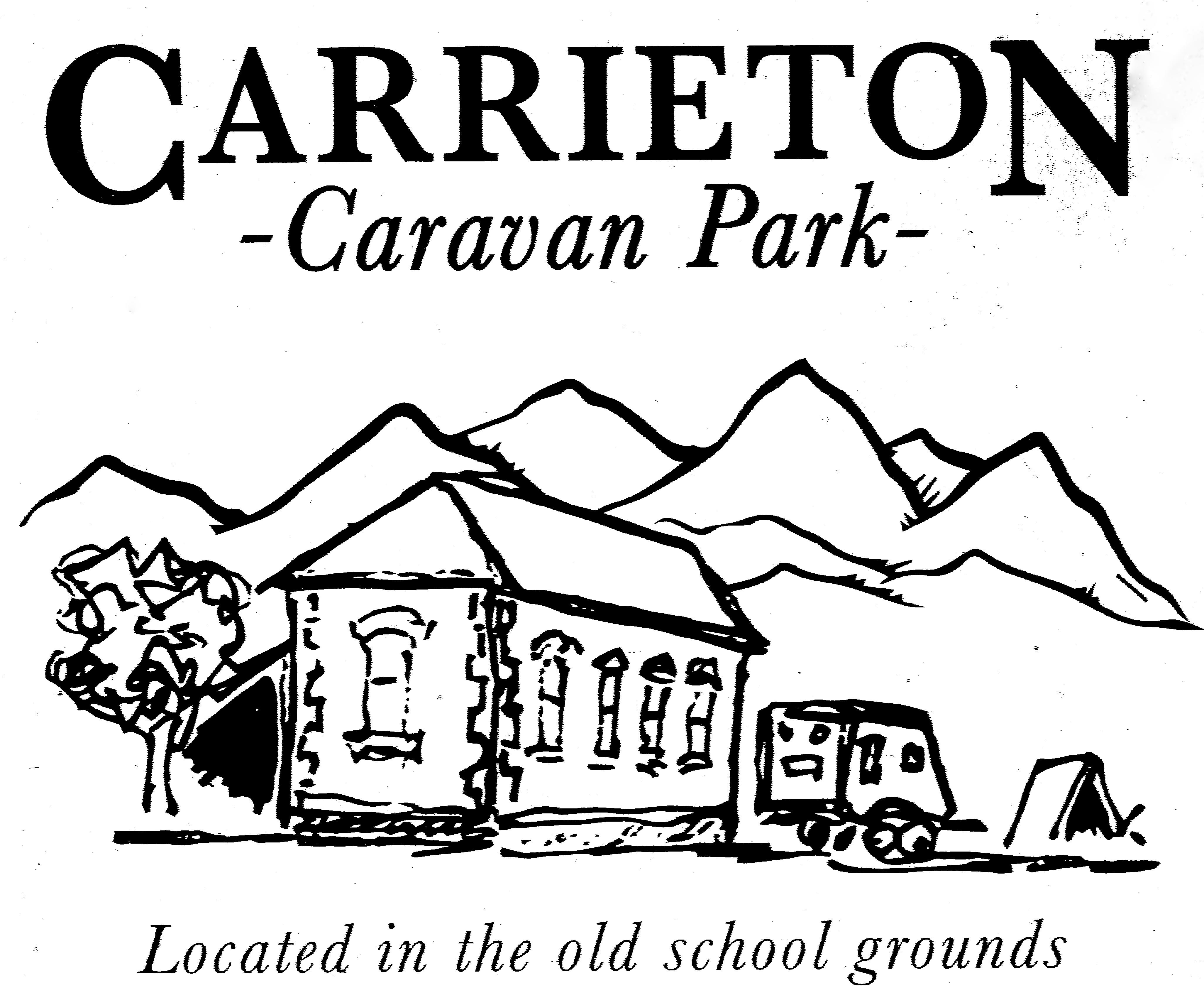 Caravan Park Logo